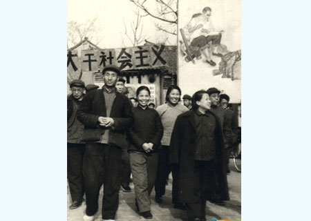 毛泽东当过高官的七位亲属
