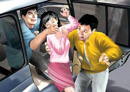 女子在日本被逼卖身